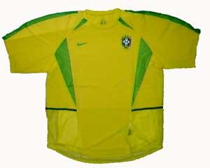 ブラジル代表02-03ホーム 正面