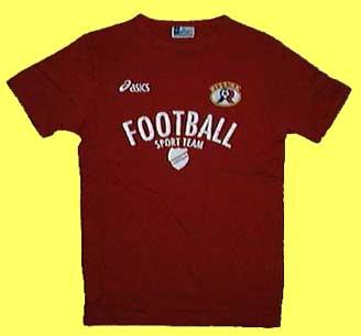 レッジーナ03-04Tシャツ 正面