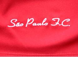 サンパウロ2005クラブ世界選手権トレーニングシャツ 後下SaoPauloF.C.