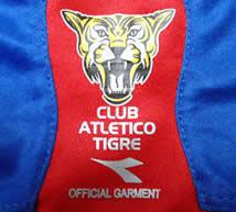 ティグレ08-09ホーム 「CLUB ATLETICO TIGRE」
