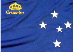 クルゼイロ2009州選手権 スポンサーは無し クルゼイロ(南十字星)