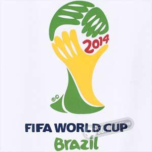 ワールドカップ開催記念T-シャツ シンボルマーク