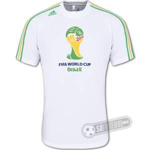 ワールドカップ開催記念T-シャツ 正面