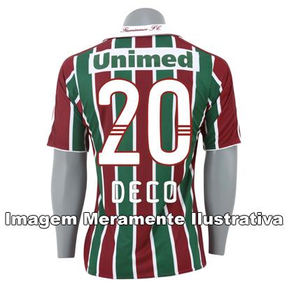フルミネンセ2010ホーム 背番号20 DECO