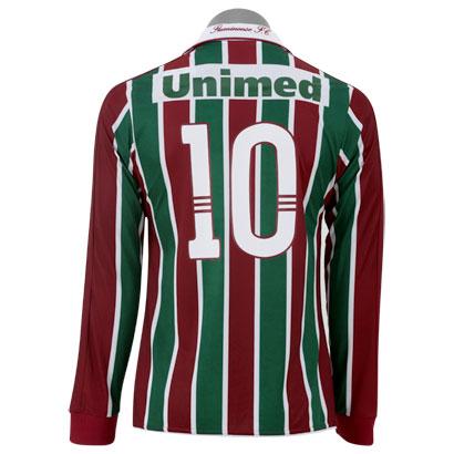 フルミネンセ2010ホーム 背番号10 エメルソン
